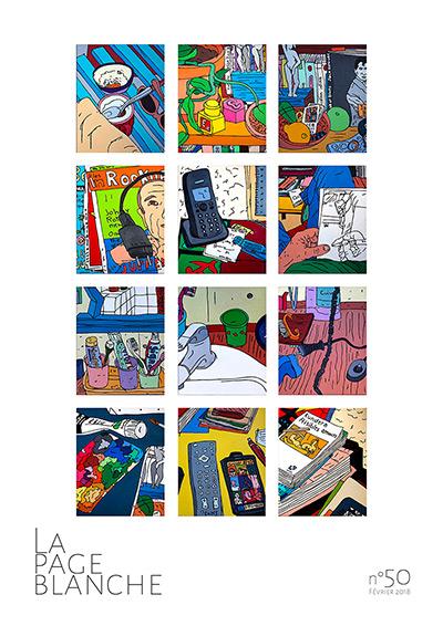 La page Blanche n°50