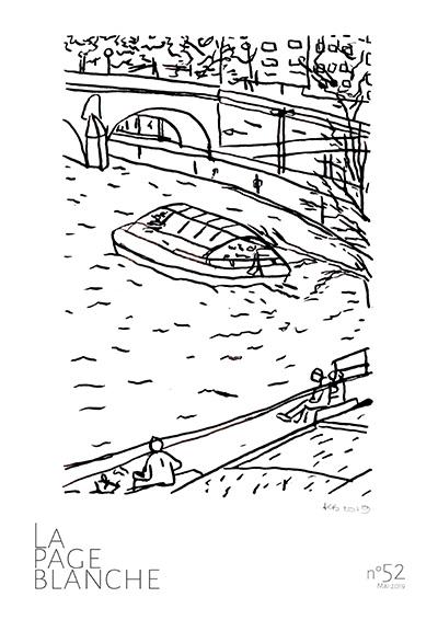 La page Blanche n°52